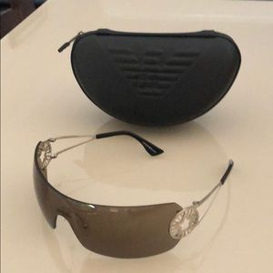 Rare authentic Emporio Armani sunglasses.